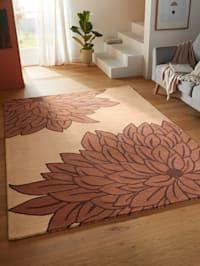 Handtuftteppich 'Rafe'