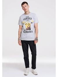 Print T-Shirt Minions mit lizenziertem Originaldesign