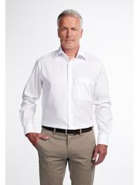 Langarm Hemd COMFORT FIT strukturiert