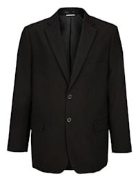 Kavaj i klassisk modell som kan matchas till komplett kostym
