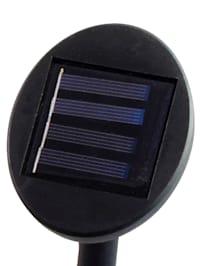 Beleuchtung 4er Set Solar-Schmetterlingsleuchten