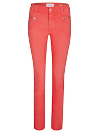 Hose 'Malu Zip' mit coolen Reißverschlussdetails