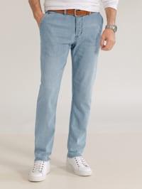 Jeans Neuheit! In Chino-Form