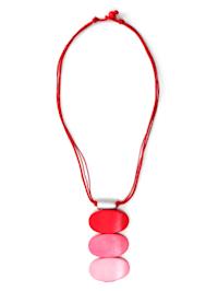 Öko Holzkette Reds mit plastikfreiem Versand