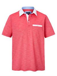 Tričko dvoubarevní vzhled
