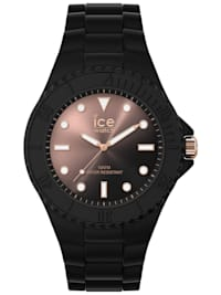 Armbanduhr ICE Generation M Sunset Schwarz