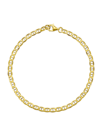 Ankerarmband in Gelbgold 585