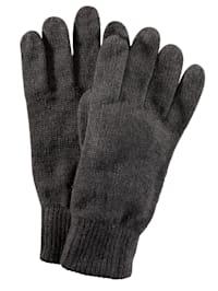 Strickhandschuhe wärmend & weich