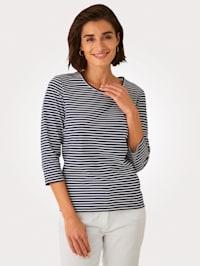 Tričko z čisté bavlny