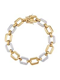 Armband med diamanter