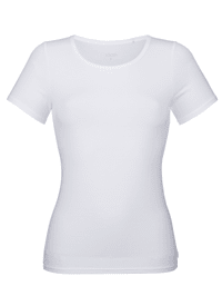 Shirt van zacht modalmateriaal