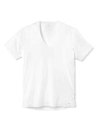 V-Shirt mit Clean-Cut STANDARD 100 by OEKO-TEX zertifiziert