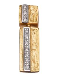 Hanger van 14 kt. goud