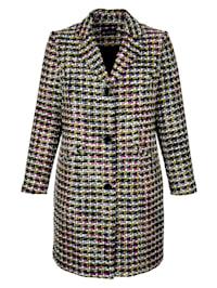 Ruudullinen takki