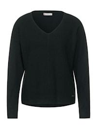 Softer Pullover in Melange