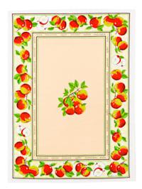 Geschirrtuch 'Apfelbordüre' im 2er-Pack