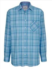 Košile z čisté bavlny