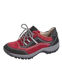 Chaussures de trekking en cuir haut de gamme