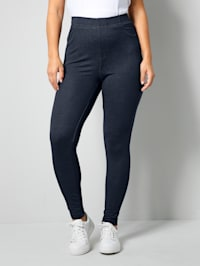Leggings in Jeansoptik