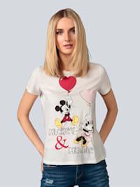 Shirt im Exklusivdessin für ALBA MODA zum Jubiläum