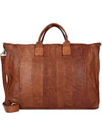 Handtasche Leder 41 cm