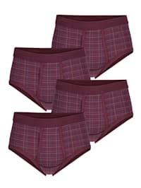 Culottes par lot de 4