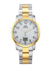 Pánské hodinky Dvoubarevný design
