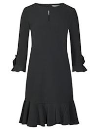 Stilvolles Kleid MILA mit romantischen Volantsdetails