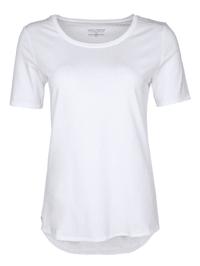 Shirt mit Rundhals-Ausschnitt .