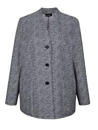 Sako s minimalistickým vzorem