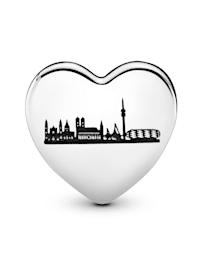 Charm -Herz- München Skyline 792015 E035
