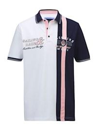 Poloshirt in sportieve style