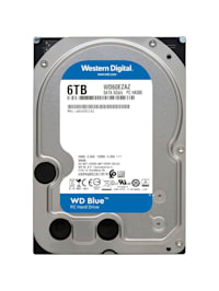 Festplatte Blue 6 TB