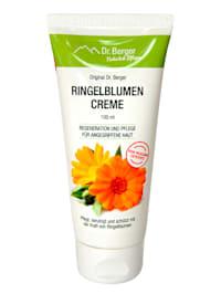 Goudsbloemcrème voor de beschadigde huid