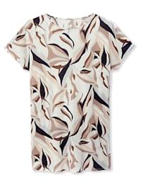 Sleepshirt kurzarm, Länge 90cm STANDARD 100 by OEKO-TEX zertifiziert
