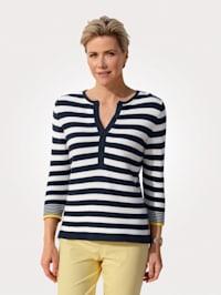 Pullover in sommerleichter Qualität