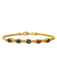 Armband mit Saphiren