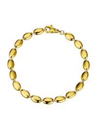 Armband in Gelbgold 585