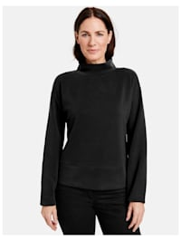 Locker geschnittenes Sweatshirt