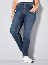 Jeans komfortabel geschnitten