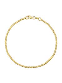 Bracelet en or jaune 585