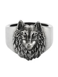 Ring 925/- Sterling Silber ohne Stein Matt/Glanz 925/- Sterling Silber