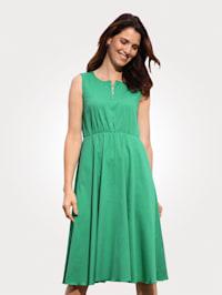 Šaty s rozevlátou sukní