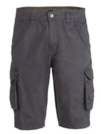 Shorts med tre benfickor