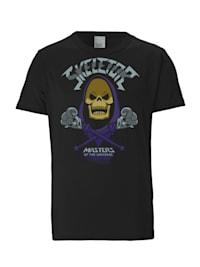T-Shirt Skeletor mit großem Masters Of The Universe-Print