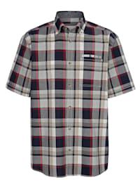 Košile s náprsní kapsou
