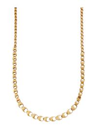 Halsband – fantasilänk i guld 9 k