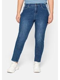 Jeans Slim fit Jeans in extrem dehnbarer Qualität