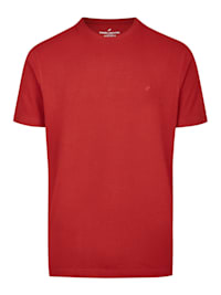 Doppelpack T-Shirt Rundhals Regular Fit