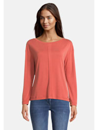 Casual-Shirt langarm